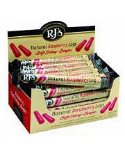 Natural Raspberry Single Logs 40g (order 25 for retail outer)