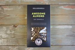 Awesome Almond Granola, Vegan with no added sugar 350g