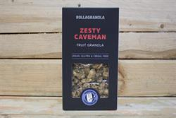 Zesty Caveman Granola Apple, Pecan and Ginger 300g
