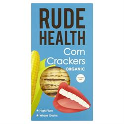 Organic Corn Thins 130g (order in singles or 5 for trade outer)