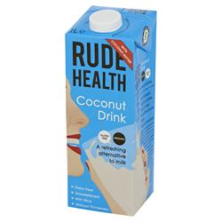 Organic Dairy Free Coconut Drink 1000ml