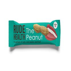 The Peanut Bar. Gluten Free 35g (order 18 for retail outer)