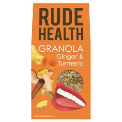 Ginger & Turmeric Granola 450g (order in singles or 5 for trade outer)