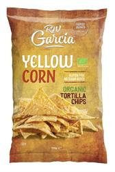 Organic Yellow Corn Tortillas 150g (order in singles or 12 for trade outer)