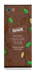 20% OFF Organic Fairtrade 68% THIN Bar 30g (order in singles or 20 for retail outer)
