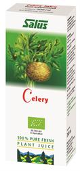 Celery Organic Fresh Plant Juice 200ml (order in singles or 16 for retail outer)