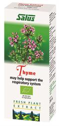 Thyme Organic Fresh Plant Juice 200ml (order in singles or 16 for trade outer)