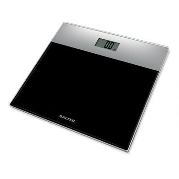 SALTER Glass Electronic Scale | 180Kg | Easy to Read
