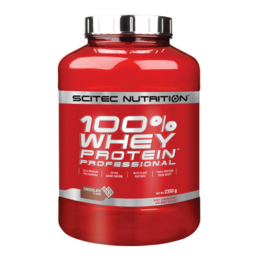 Scitec Nutrition 100% Whey Protein Professional 2350g / Chocolate