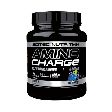 Scitec Nutrition Amino Charge 570g / Bubble Gum