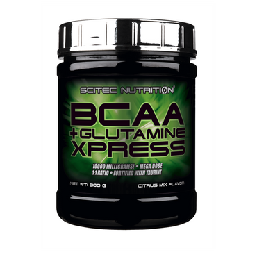 Scitec Nutrition BCAA + Glutamine Xpress 300g / Citrus Mix