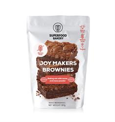 Joy Makers Brownies Mix 287g (order in singles or 10 for trade outer)