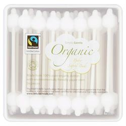 Organic Baby Safety Buds 56's (order in singles or 24 for trade outer)