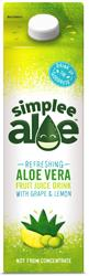 10% OFF Aloe Vera with Grape & Lemon 1000ml