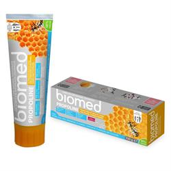 Biomed Propoline toothpaste with Propolis for HEALTHY GUMS (order in singles or 25 for trade outer)