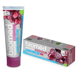 Biomed Sensitive Enamel strength toothpaste (order in singles or 25 for trade outer)
