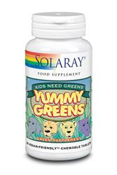 Yummy Greens Children's Formula - 30 ct chewable