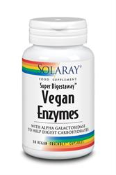 20% OFF Vegan Enzymes 30 Veg Capsules