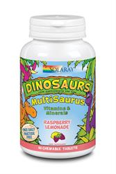 Multisaurus Children's Multivitamin 60 Tablets
