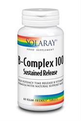 B-Complex 100. Sustained Release