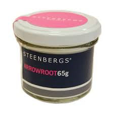 Arrowroot 65g (order in singles or 12 for trade outer)