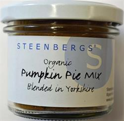 Organic Pumpkin Pie Mix 40g (order in singles or 12 for trade outer)