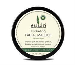 Hydrating Facial Masque 100ml (order in singles or 60 for trade outer)