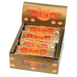 Organic Almond Sesame Bar 30g (order 24 for retail outer)
