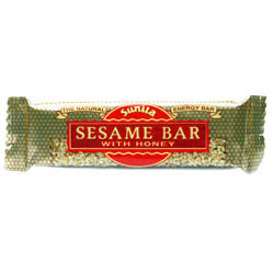 Sesame Honey Bar 30g (order 24 for trade outer)