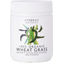 Organic Wheatgrass Whole Leaf Powder 200g