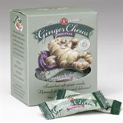 Gin Gins Original Ginger Chews 84g (order in singles or 12 for trade outer)