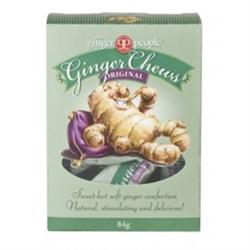 Chewy Ginger Candy 42g (order in singles or 24 for retail outer)