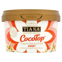 60% OFF CocoTop Sweet 50g (order in singles or 12 for trade outer)