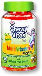 Chewy Vites Kids Multivitamin Advanced 30's