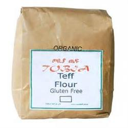 White Teff Flour 1kg (order in singles or 20 for trade outer)