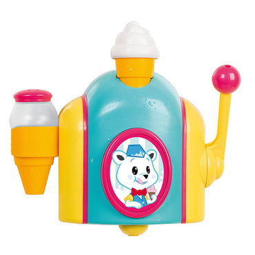 TOMY Foam Cone Factory | Bath Toy | 18m +