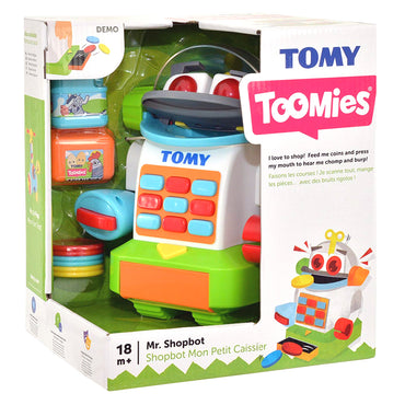 TOMY Mr Shopbot | Toomies | 18m+