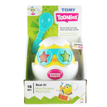TOMY Beat it | 18m+ | Toomies