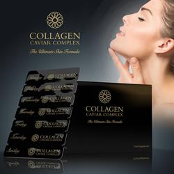 Collagen Caviar Complex - Skincare 84 Tablets (order in singles or 10 for trade outer)