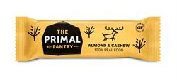 Almond & Cashew Snack Bar 45g (order 18 for retail outer)