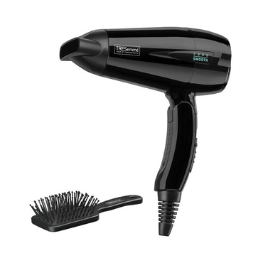TRESEMME Travel Hair Dryer | 2000W | Mini Brush | Fold