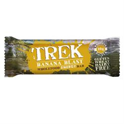 Trek Banana Blast 55g Bar (order 16 for trade outer)