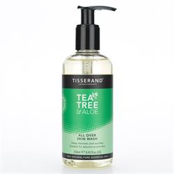 Tea Tree & Aloe All Over Skin Wash 250ml