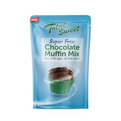 Sugar free chocolate muffin baking mix 300g