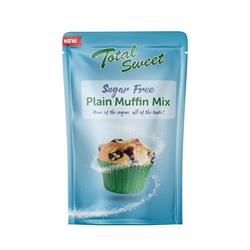 Total Sweet Sugar Free plain muffin mix