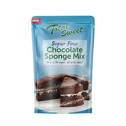 SUGAR FREE Chocolate Sponge Mix 400g