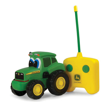 TOMY Johnny Tractor | Remote Control | 2 Button Contr.