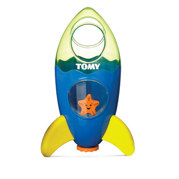 TOMY Fountain Rocket | Bath Toy | 12m +