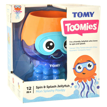 TOMY Spin & Splash Jellyfish | 12m +