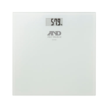 AND Precision Health Scale | 180Kg | Glass Plate